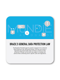 Brazil´s General Data Protection Law